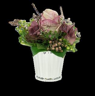 Strauß Prinz Albrecht (sommer rosa)