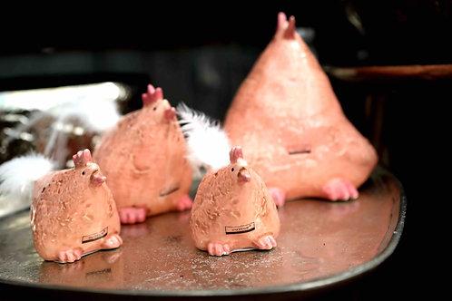 Hühner (Keramik)