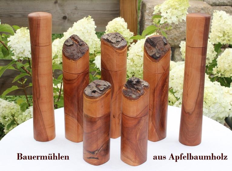Drechslerei Bauer Apfelbaummühlen