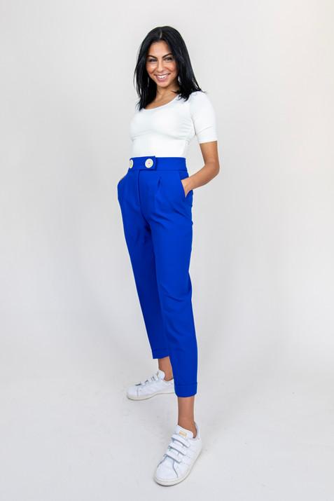 Pantalon KLEIN _ Body BLANC
