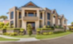 Architect designed contempoary house in Perth Western Australia