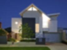 Stunning modern West Leederville residence, ulta modern residential design.
