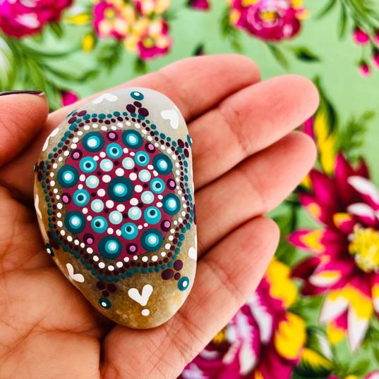 Pedra de rio (mini)