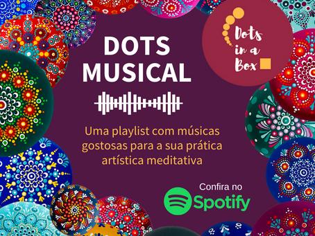Dots musical: uma playlist para a sua arte meditativa!