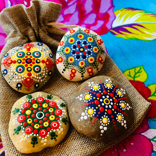 Pedras diversas