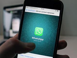Whatsapp.... ajuda ou complica?!?