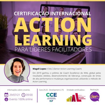 Certificação em Action Learning