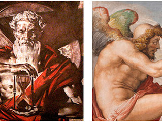 Mitos do Tempo   Kronos e Kairós