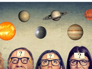 As Qualidades Planetárias e a Arte da Pergunta