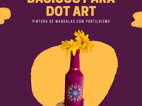 E-Book | Materiais Básicos para Dot Art