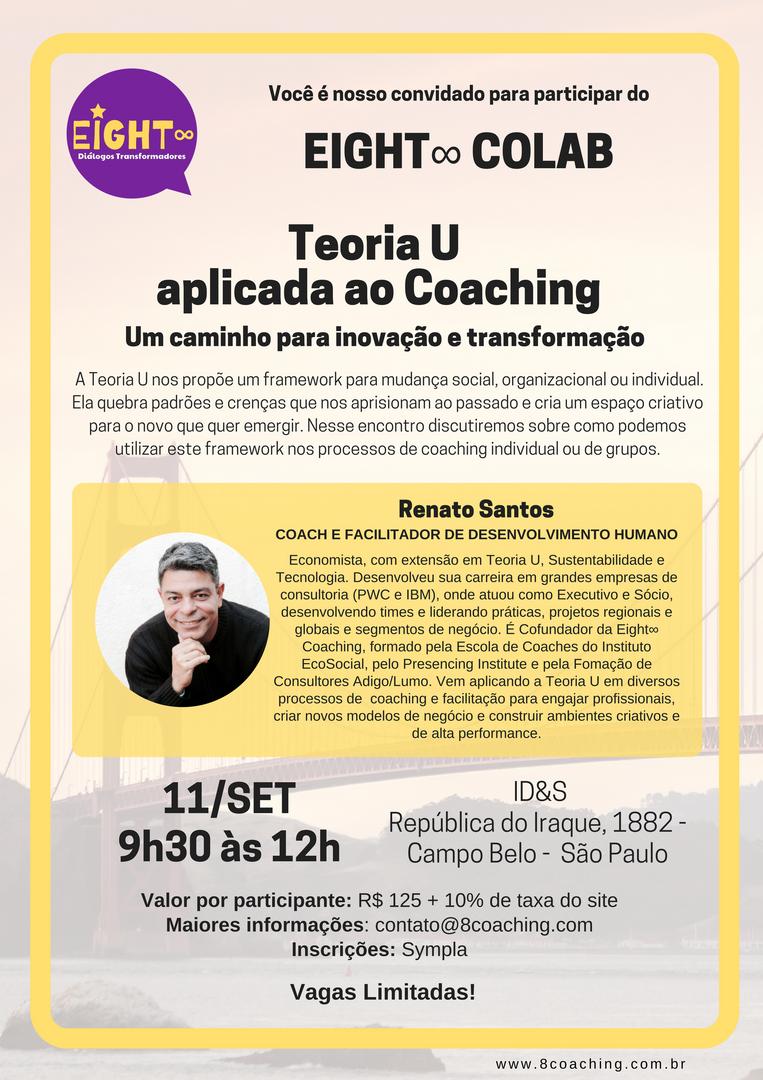 COLAB - Teoria U aplicada ao Coaching