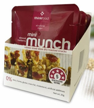 Thinkfood Mini Munch 20g