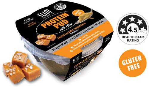 Slim Secrets Protein Pud