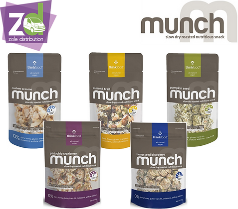 Thinkfood Munch 60g