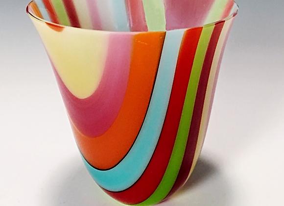 Tulip Stripes Cup