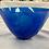 Thumbnail: Blue Watercolor Bowl
