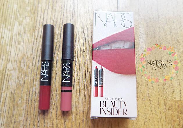 Sephora Beauty Insider Birthday Gift NARS