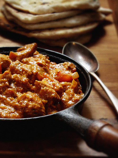 Free-Range Chicken Tikka Masala (medium hot) (FROZEN)