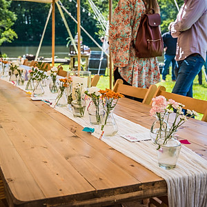 Tables Plans and Styling