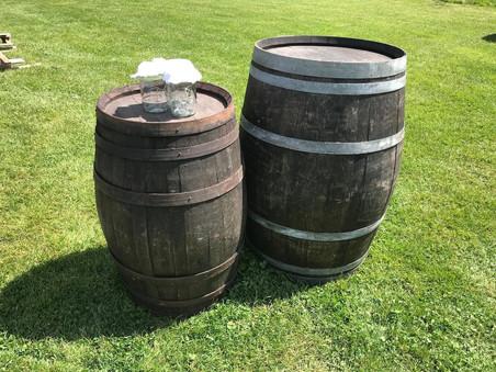 Dark and Light Barrels