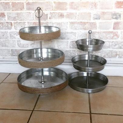 Metal Cake Stands