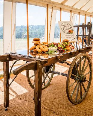 Bagel Cart