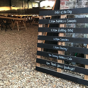 Signage and Easels