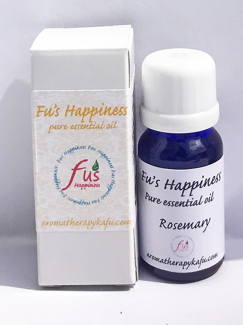Fu's Happiness社製 ローズマリー精油 10ml
