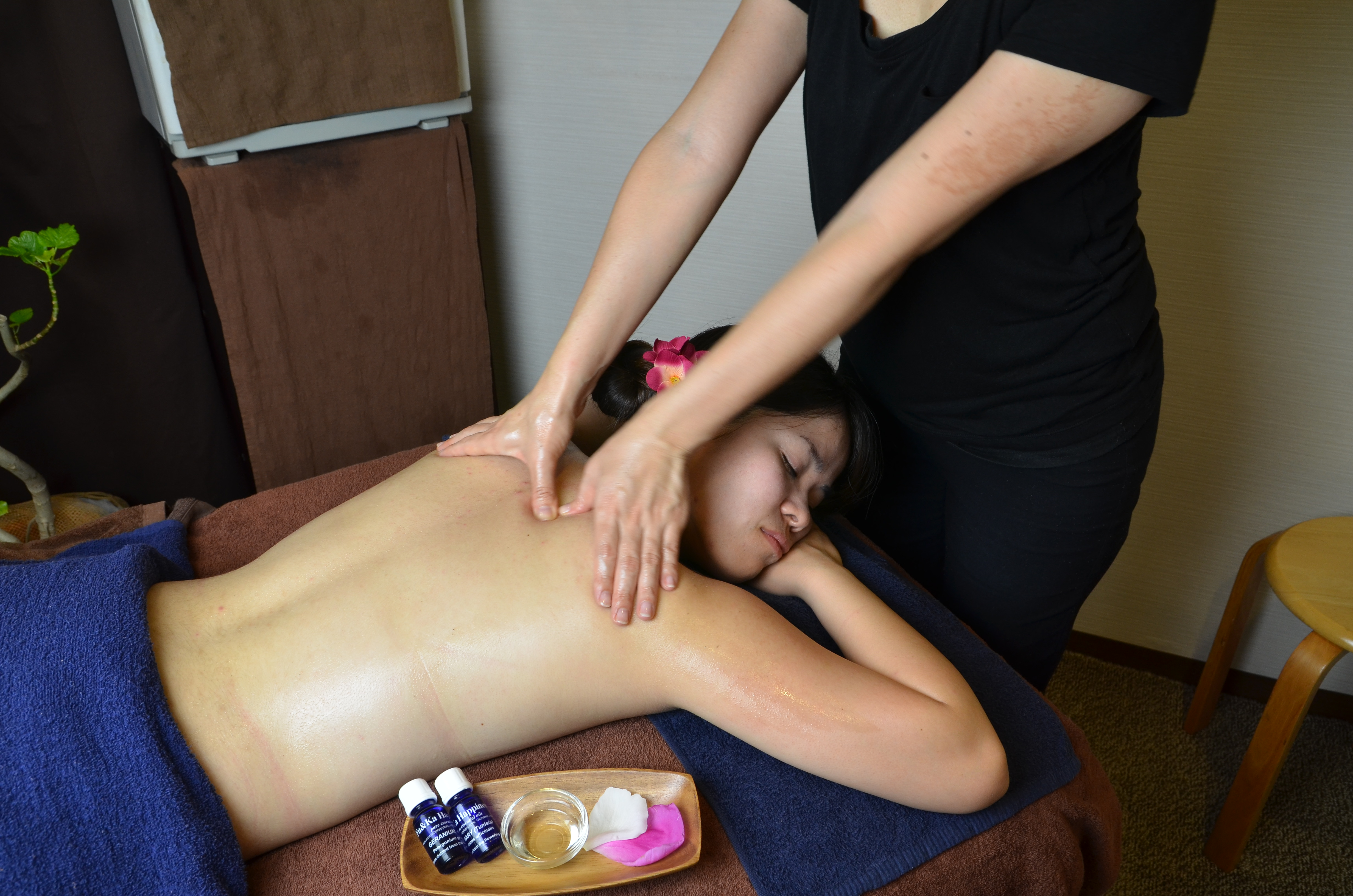 Aroma Body Treatment 30min~