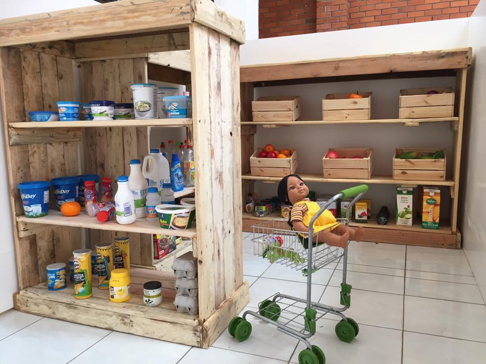 Tiny Town - Supermarket
