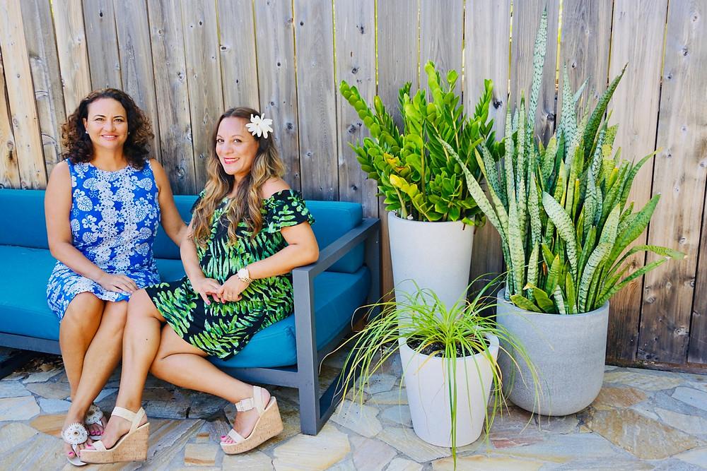Hele Mele Botanicals Mary Jones and Marie Roedel