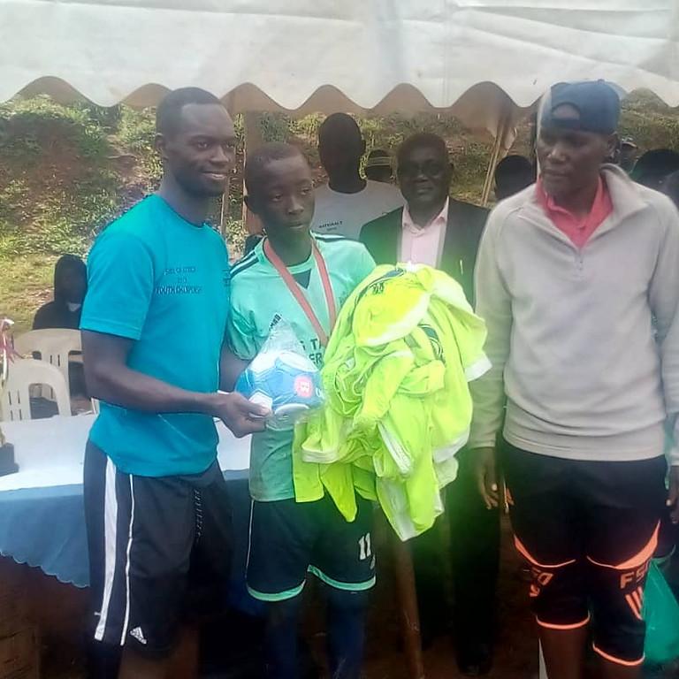 Soccer Gear Donation Drive