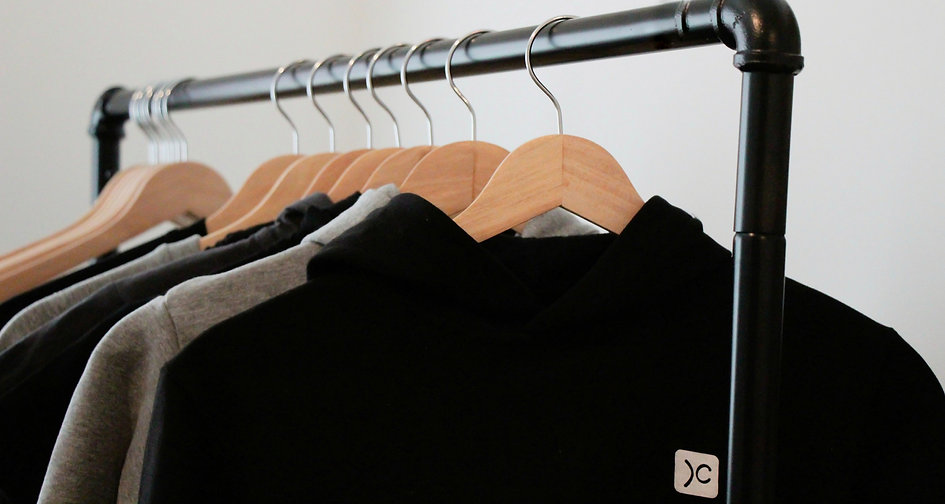 Full Clothing Rack