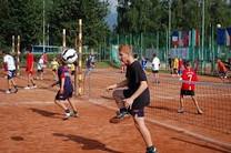 足球 網球 泥地場