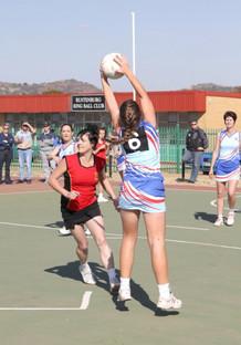 新興運動 Ringball 女子