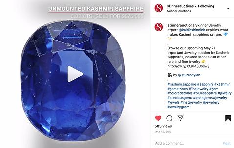 SkinnerAuctions_KashmirSapphires_Instagr