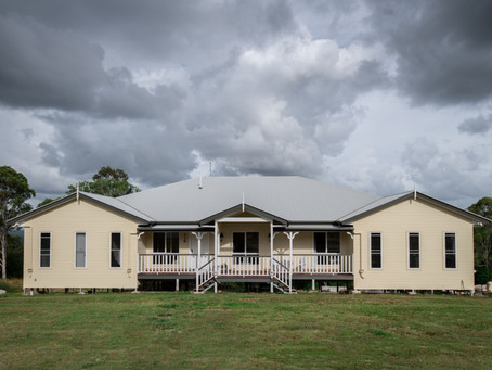 Passive cooling for Sunshine Coast Homes
