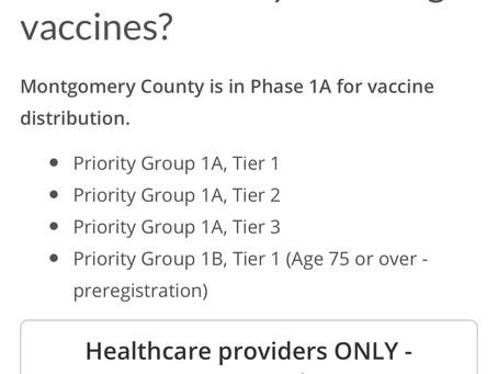 1/18 covid vaccine update