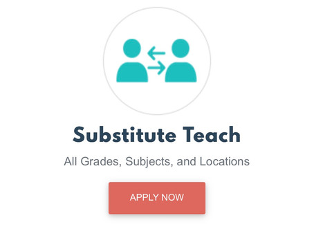 Apply to be a substitute with MCPS
