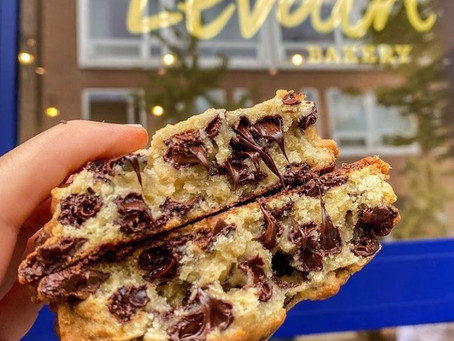 Levain Bakery Coming to Bethesda!
