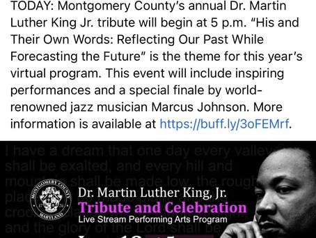 MLK Day Livestream