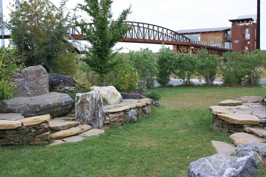 Wildlife Refuge Bridge from Hoots Hollow