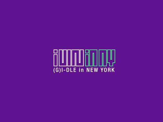 (G)I-DLE V-Log in NY