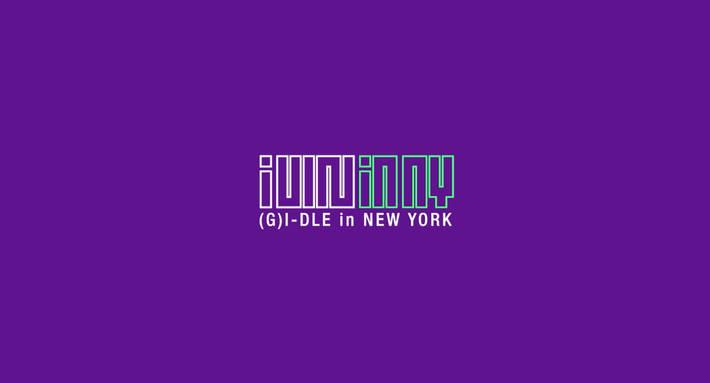 (G)I-DLE V-Log in New York
