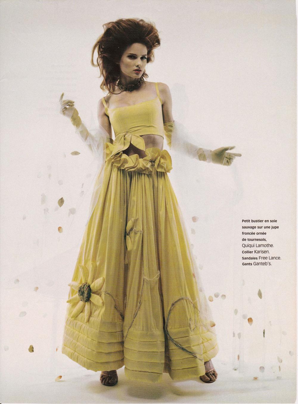 mariages-magazine-quiqui-lamothe-creatrice-designer-de-robe-de-mariee-nature-jaune-tournesol-soleil-