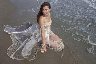 Robe de mariée bohème créatrice Quiqui Lamothe inspiration