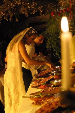 mariage-nature-boheme-sivergues-quiquilamothe-robe-mariee-aix-en-provence-voile-retro-corset-bustier