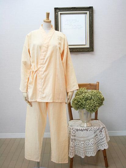 女性作務衣風パジャマ
