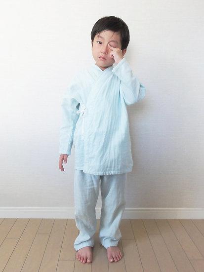 こども作務衣風パジャマ