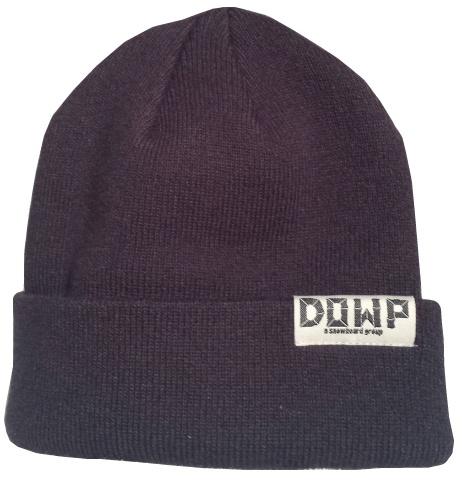 Navy Blue Slouch